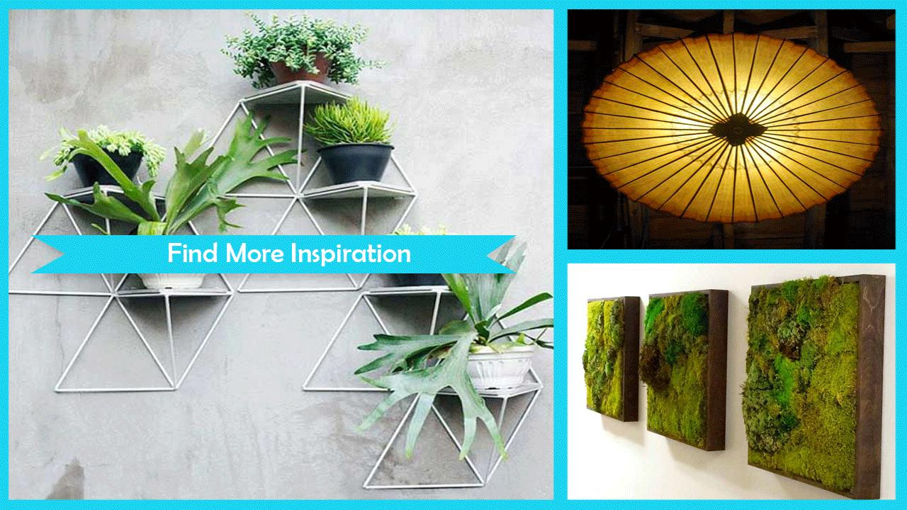 Adorable DIY Mygdal Plant Light poster