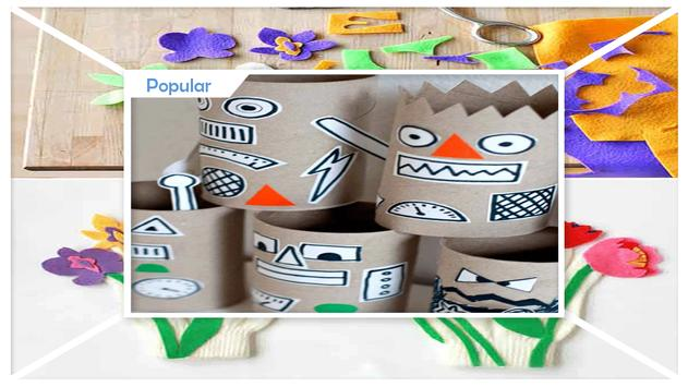 Awesome Rainy Day Crafts For Kids apk screenshot