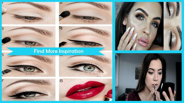 Beauty Prom Lips Makeup Tutorial poster