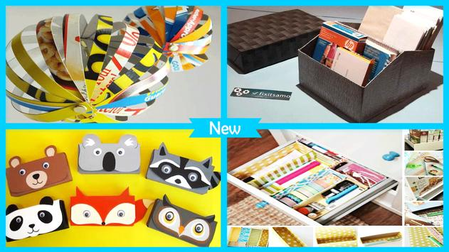Creative DIY Cereal Box Crafts screenshot 3
