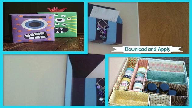 Creative DIY Cereal Box Crafts screenshot 1