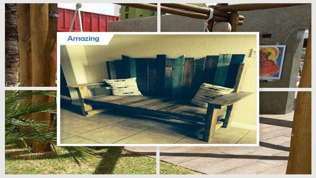 DIY Reclaimed Pallet Furniture screenshot 3