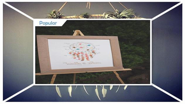 Dreamcatcher Wedding Guest Book apk screenshot