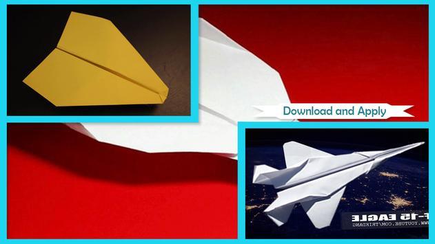 Easy DIY Paper Planes apk screenshot