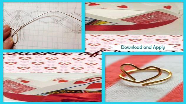 Easy DIY Wire Heart Crown screenshot 1