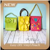 Easy DIY Vinyl Pouch icon