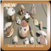 Easy Seashell Craft Ideas icon