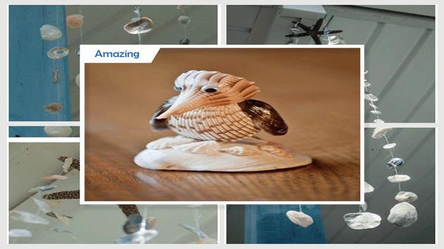 Easy Seashell Craft Ideas apk screenshot
