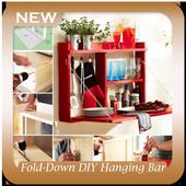 Fold-Down DIY Hanging Bar icon