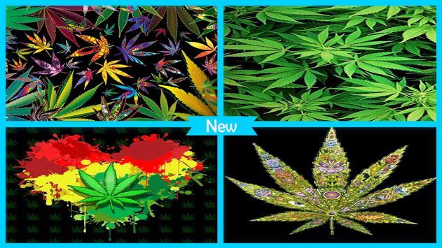 High maker Weed Live Wallpaper screenshot 3