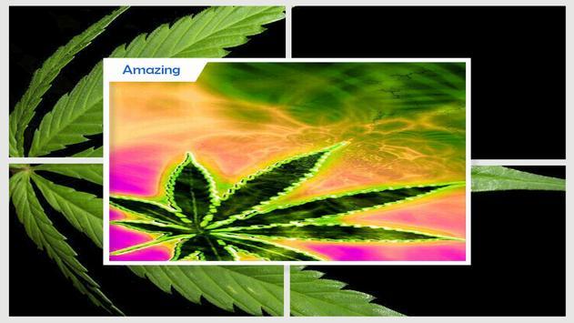 High maker Weed Live Wallpaper screenshot 2