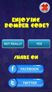 BomberCode apk screenshot