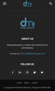 Dweep Malayali poster