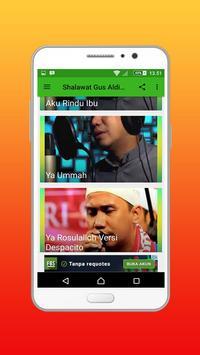 Shalawat Gus Aldi Offline apk screenshot