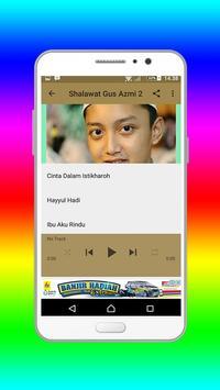 Shalawat Gus Azmi Mp3 screenshot 3