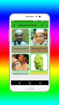 Shalawat Gus Azmi Mp3 poster