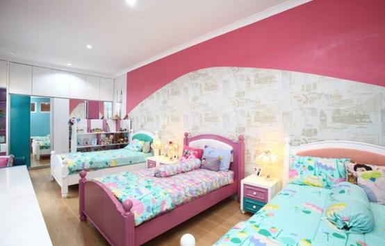 100++Bedroom interior for kids screenshot 10