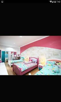 100++Bedroom interior for kids screenshot 7