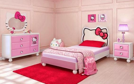 100++Bedroom interior for kids screenshot 9