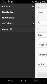 Hire Car in Pune apk screenshot