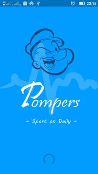 Pompers poster
