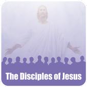 The 12 Disciples of Jesus icon