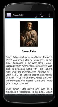 The 12 Disciples of Jesus screenshot 1