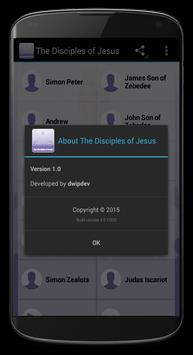 The 12 Disciples of Jesus screenshot 3