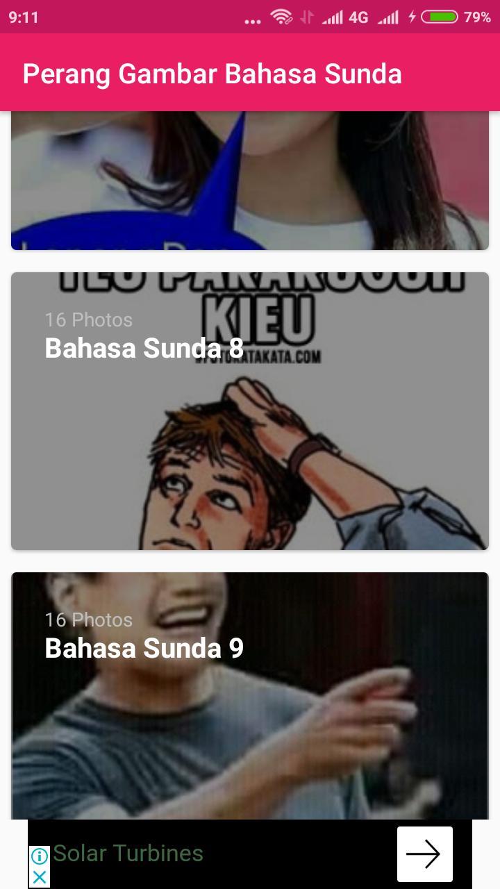 Perang Gambar Bahasa Sunda para Android APK Baixar