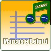 Marcos e Belutti Letras App icon