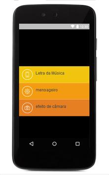 César M e Fabiano Letras App apk screenshot
