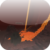 Nether Dimension Mod for MCPE icon