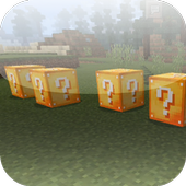 Lucky Block Mod for MCPE icon