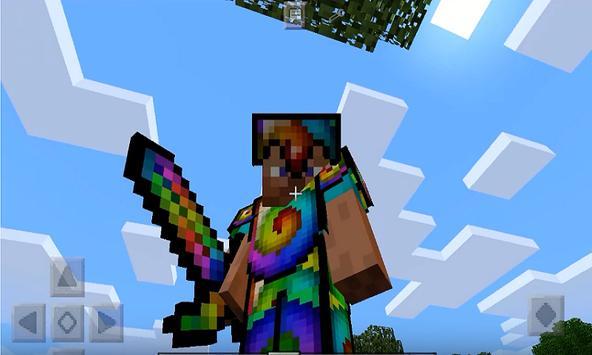 Lucky Block Spiral Mod for MCPE screenshot 1