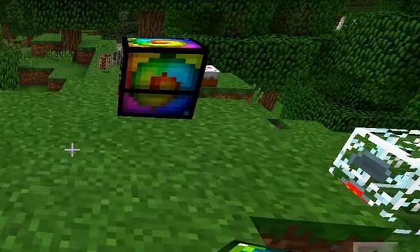 Lucky Block Spiral Mod for MCPE screenshot 2