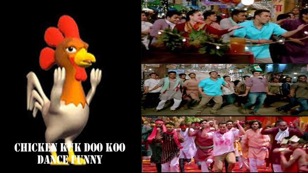 Chicken Kuk Doo Koo Dance Funny apk screenshot