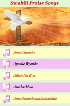 Swahili Praise and Worship Songs screenshot 2