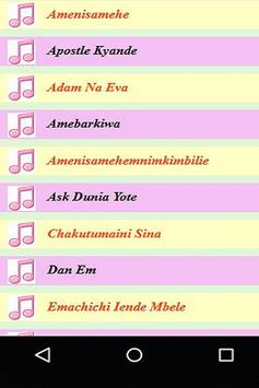 Swahili Praise and Worship Songs screenshot 5