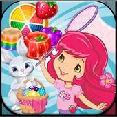 Mini Candy Fruit Juice Jam– Puzzle Game & Match 3 icon