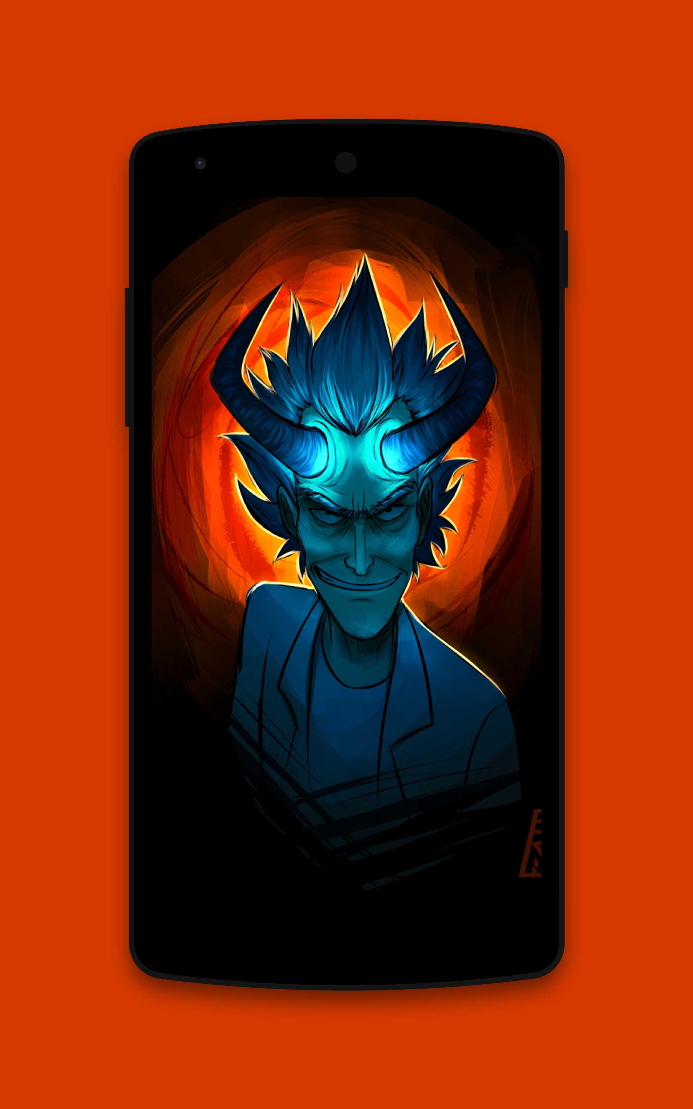 New Rick Sanchez Wallpaper Hd For Android Apk Download