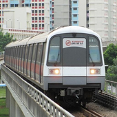 SG MRT Map icon