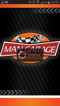 Man Garage poster