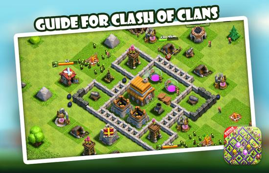 Guide for COC 2016 screenshot 1