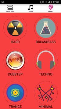 REVEN: Musica Electronica apk screenshot