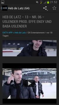DXTV screenshot 2
