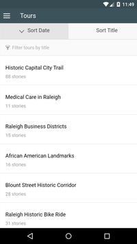 Raleigh Historic 3.0 screenshot 5