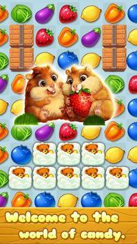 Fruit Blast Paradise screenshot 2