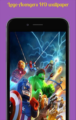 Lego Avengers Wallpaper Hd For Android Apk Download