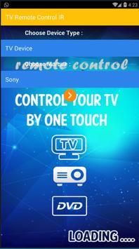 TV Remote Control pro poster