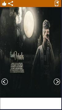 Dybala ArtHd Wallpapers poster